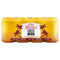 D&G Old Jamaica Ginger Beer (8 x 330ml) was £3.00 now £2.00 (So 25p a can) @ Tesco