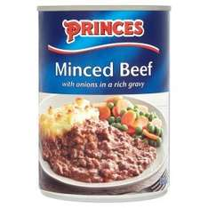 Princes Tinned Minced Beef with Onions in Gravy £1 @ Asda