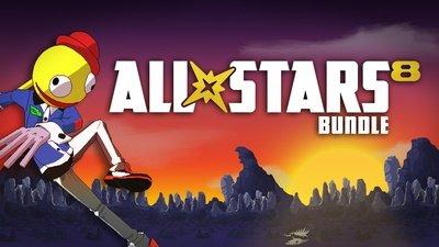 [Steam] All Stars 8 Bundle - £2.39 - Bundlestars