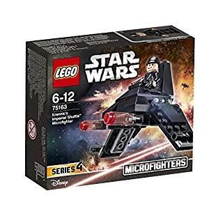 Krennics shuttle and Tie striker series 4 lego star wars  microfighters £6.75 prime / £10.74 non prime (25% off ) - Amazon