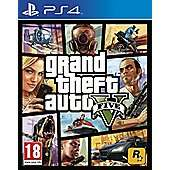 Grand Theft Auto V (PS4 & Xbox One) with $2.5m to use online £25 @ Tesco Direct