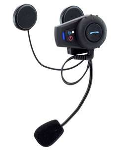 Maxtek Bluetooth Headset for Motorcycle With Intercom was 29.99 reduced to £19.99 instore @ Aldi Fareham