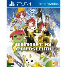 Digimon Story Cyber Sleuth (PS4) £17.99 Delivered (Using Code) @ 365games