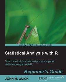 Statistical Analysis with R at Packtpub
