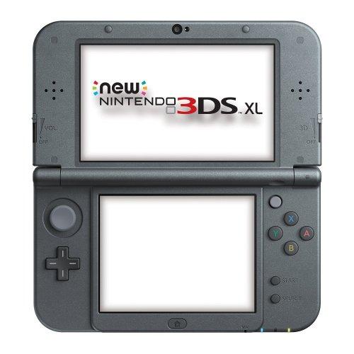 New Nintendo 3ds xl metalic black £165.64 @ Amazon