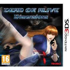 Dead or alive dimensions (3DS) £2.49/ Xenoblade chronicles (New 3DS only) £19.99 @ Argos