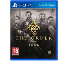 The Order: 1886 / Tearaway: Unfolded (PS4) £9.99 Each @ Argos