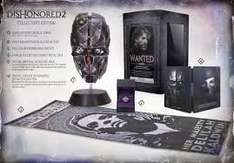 Dishonoured 2 collector's edition (XB1) £34.99 GAME