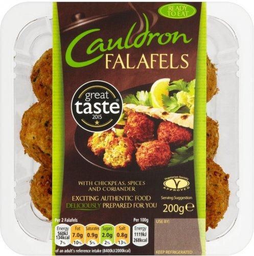 Cauldron Falafels 200g was £2.00 now £1.25 @ Sainsbury's