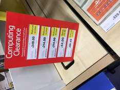 Lenovo 11.6 100s 2GB 32GB Red @ Tesco £89.49 (& others) Silverburn