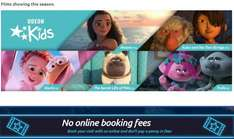 Odeon Kids club for half term - all ticket prices £2.50 on kids club screenings plus no booking fees online @ Odeon
