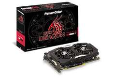 PowerColor RX 470 Red Dragon 4gb FREE DELIVERY + Others - £144.43 @ more computers