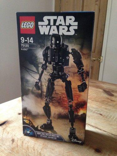 Lego Star Wars K-2SO Buildable Figure - £9.50 instore @ Tesco Patrington