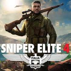 Sniper Elite 4 pc at £29.99 Gamersgate