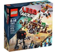 Lego Movie Creative Ambush 70812 £23.99 @ Argos