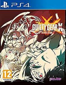Guilty Gear XRD Revelator (PS4) £12.49 prime / £14.48 non prime Sold by 101Trading and Fulfilled by Amazon