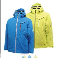Dare2b Well Versed Mens Waterproof Breathable Insulated Jacket £39.99 / £42.98 delivered - portstewart-clothing-company / ebay