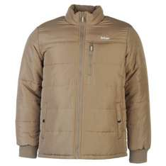 Lee Cooper jackets WAS £74.99 Now! £7.49 + £4.99 P&P @ Sports direct