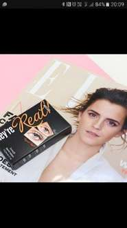 Benefit They're Real Mini Mascara with Elle magazine March edition £4.50