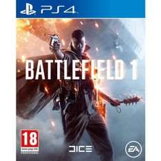battlefield 1 ps4 / xbone £34.95 @ the game collection