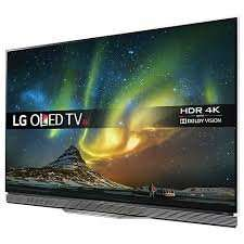 "John Lewis Croydon 55"" LG E6 OLED TV. No box. No 3D Glasses - instore only - £1379.99"