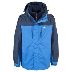 tresspass waterproof jacket £39.99