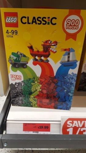 lego classic box 900 pc £19.99 at Sainsbury's instore