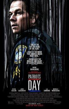 Free Film: Patriots Day - 22 Feb 2017 at 18:30