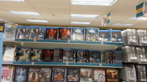 Blu-rays £1 @ Poundland (Lincoln)