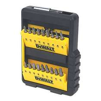 DeWalt Combination Screwdriver & Metal Drill Bit Set 36 Pcs £12.49 @ Screwfix
