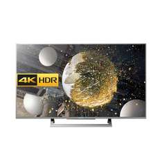 Sony KD43XD8077SU Silver-43inch 4K Ultra HD, Smart, LED, Freeview HD, WiFi,4xHDM £599 @ Co-op
