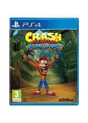 Crash Bandicoot Remastered (PS4) £30.85 @ Base