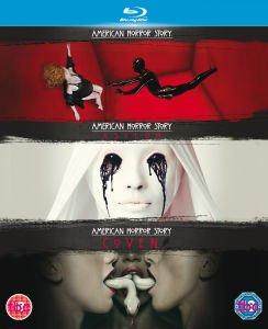 American Horror Story - Season 1-3 (Blu-Ray) £13.49 Delivered (Using Code) @ Zavvi