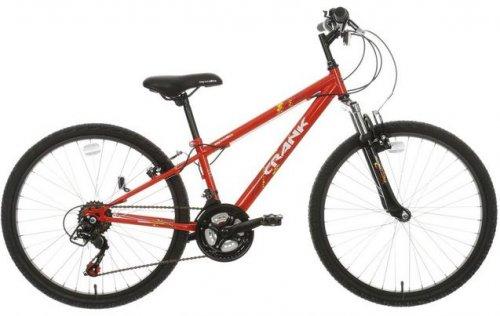 "Apollo Crank Kids Hybrid Bike - 24"" £50 @ Halfords"