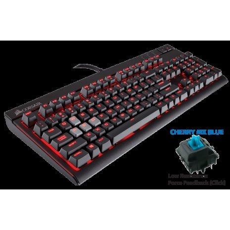 Corsair STRAFE Mechanical Gaming USB Keyboard £66.40 @ AWDIT