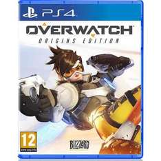 Overwatch origins edition (PS4/XB1) £29.99 @ Toys R Us