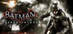 Batman Arkham Knight (Steam PC) @ Bundle Stars flash deal - £3.99