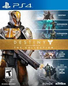 Destiny: The Collection (PS4/Xbox One) £26 @ Tesco Direct