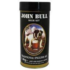 Lots of home brew stuff half price at tesco direct -  John Bull Traditional English Ale 1.8kg £6.25