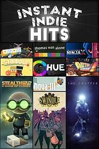 Curve Digital - Instant Indie Hits (10 games) - Xbox One - £19.20 UK/£10.39 Brazil/£11.32 Russia etc