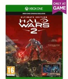 Halo Wars 2 Ultimate edition with free 3 months xbox live - £64.99 @ GAME