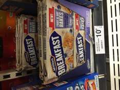 Mcvities breakfast bars blueberry and oat 5 pack - 10p instore @ Farmfoods Swansea
