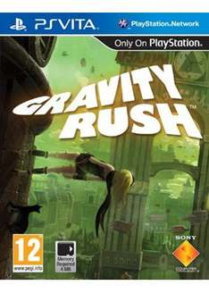 Gravity Rush (PS Vita) £13.99 Delivered @ Base