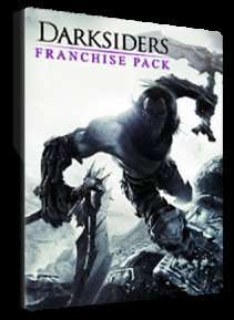 Darksiders Franchise Pack (Steam) £4.49 @ Bundlestars