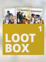 Greenman Gaming Loot Boxes Now Including AAA Games & GMG Credit From 79p