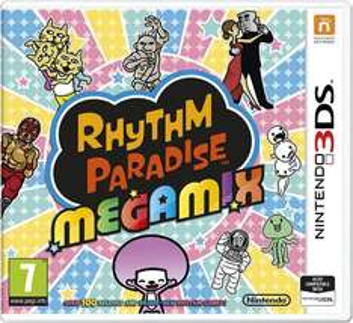 Rhythm Paradise Megamix 3DS Amazon £20.01 (Free Delivery)