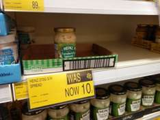 Heinze Sandwich Spread 10p from B&M