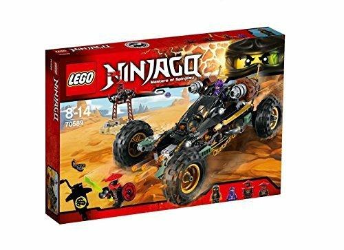 LEGO 70589 Ninjago Rock Roader Building Set - £19.99 @ Amazon - Prime Exclusive