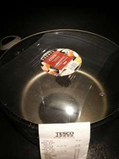 Tesco Cook range,  11 litre aluminum stock pot,  Tesco in store, £8