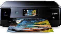 Epson Expression Photo XP-760 All-in-One Photo Printer with Claria Photo HD Ink, Wi-Fi and Touch Panel (Print/Scan/Copy) - Black £99.99 @ Amazon